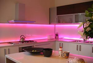 Cintas LED - Aplicación