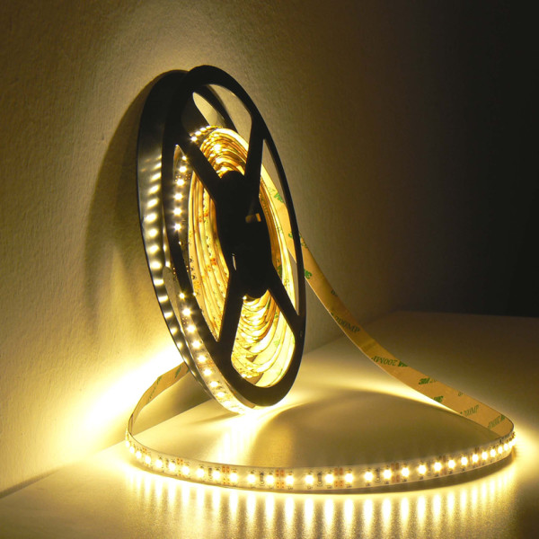 Cintas LED 60 LED/M 3528 IP54 WW