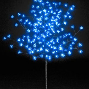 Árbol LED modelo de 480 luces 25W 110V