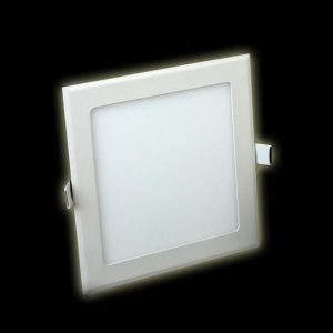 PANEL LED CUADRADO 6 W CW/WW 110V