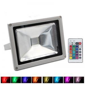 REFLECTOR 20W RGB