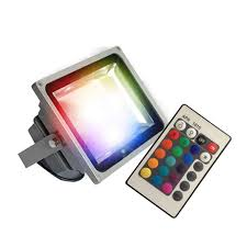 REFLECTOR LED 30W RGB