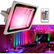 REFLECTOR LED 30W RGB