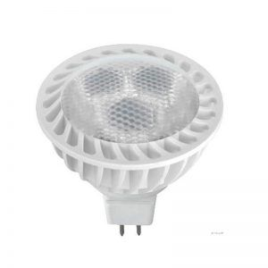 BOMBILLA LED DICROICA AP 3 X1 W GU10/MR16 85/265V CW ​/​ WW