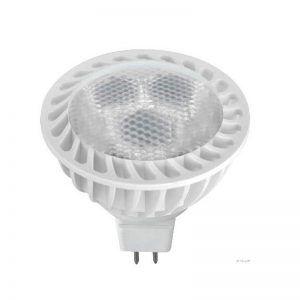 BOMBILLA LED DICROICA AP 3 X1 W GU10/MR16 85/265V CW / WW