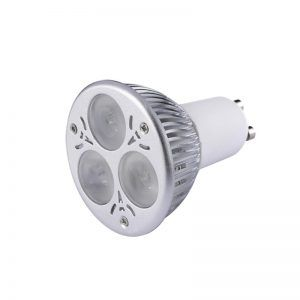 BOMBILLA LED DICROICA DIMEABLE 3X2 W /MR16/GU10/ CW-WW