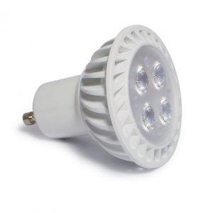 BOMBILLA LED DICROICA AP 4 X 1 W GU10/MR16 85/265 CW