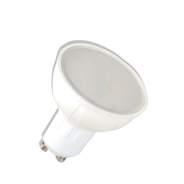 BOMBILLO LED DICROICA AP 4W/ MR16/GU10/ CW-WW