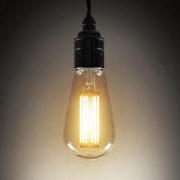 Bombillo LED Filamento Vintage 6W E27